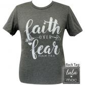 LULU MAC FAITH OVER FEAR SHIRT