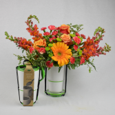 Lunch Pot Flowers Flowers