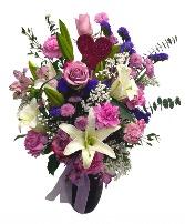 Luscious Lavender Bouuet