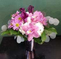 Luscious Lavender Fresh Floral Design