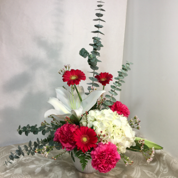 Luscious Love Valentine Arrangement