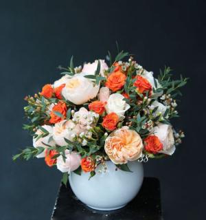 Lush  in Oakville, ON | ANN'S FLOWER BOUTIQUE-Wedding & Event Florist