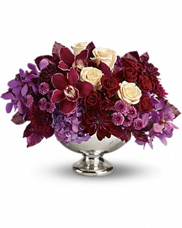Lush and Lovely Bouquet All-Around Arrangement