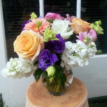 Lush and Lovely Vase Arrangement