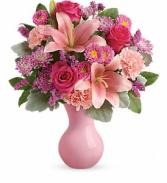 Lush Blush Floral Bouquet