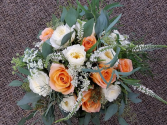 Lush Bridal Bouquet