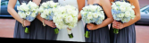 Lush Bridal Package 1 Bride and 4 Bridesmaids
