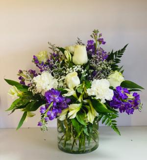 Lush Lavender  in Stuart, FL | Magnolia's Flower Shop