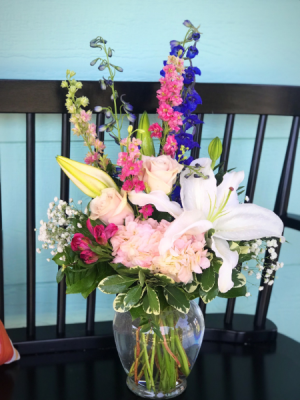Lush & Lovely   in Libby, MT | LIBBY FLORAL & GIFT