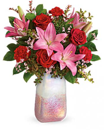 Lush Pink Vase