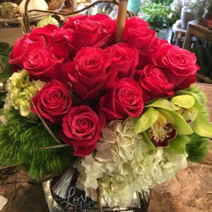 Lush Velvet Pave Valentine Beauty