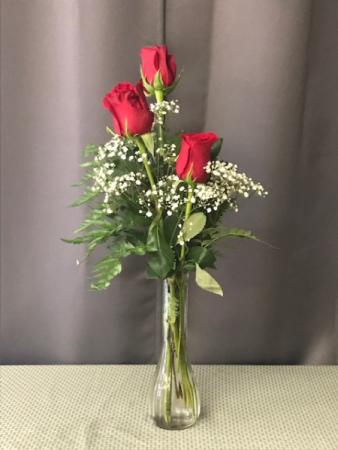 Luv Ya!! Rose Bud Vase