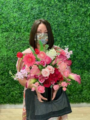 Lux Designer's Choice Must Give 24 Hour Notice for Delivery in Lauderhill, FL   BLOSSOM STREET FLORIST