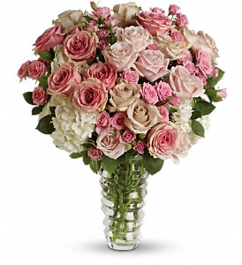 Luxe be a Lady by Teleflora Anniversary in Lauderhill, FL | BLOSSOM STREET FLORIST