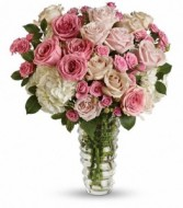 Luxe Be A Lady Vase Arrangement