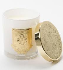 LUXE FRANGRANCE  SCENTED CANDLE