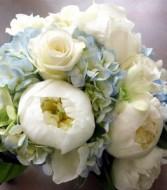 Luxe Tiffany Handtied Bouquet