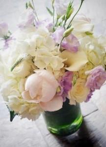 Chique Botanique Pastel Vase Arrangement