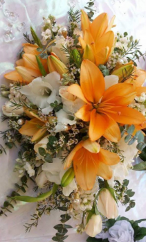 Luxurious Bridal Bouquet