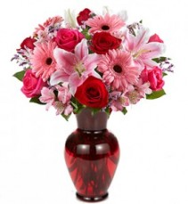 Luxurious Fresh Flower Vase *Containers may may vary*