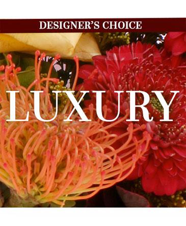 Luxury Florals Designer's Choice