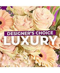 Luxury Flowers Designer's Choice