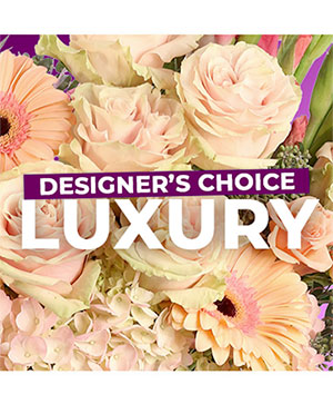 Luxury Flowers Designer's Choice in Mineral Wells, TX | The Flower Shop