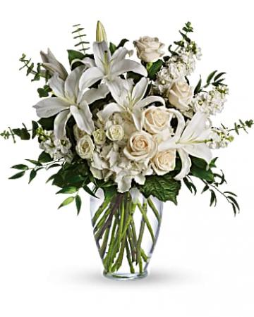 Luxury in White