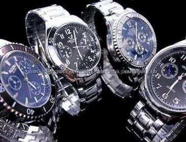 LUXURY STAINLESS STEEL Men's Watch Men's Watch
