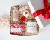 Luxury Valentines Spa Gift Box