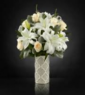 Luxury White Splendor Luxury Arrangement