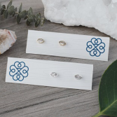 Lyra Studs Glee Jewerly