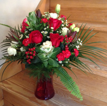 Mad About You Vase Arrangement