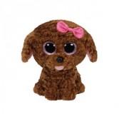 Maddie - Brown Dog w/Bow Reg Gift