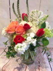 Made me Blush  in Easton, CT | Felicia's Fleurs