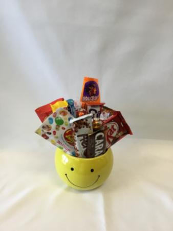 Made You Smile! Gift basket