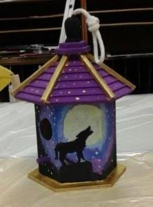 Madeline's Bird Home Gift