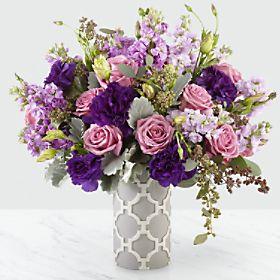 SERIOUS LAVENDERS bouquet