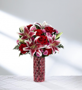 MADLY IN LOVE Vase Arrangement