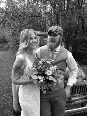 All because two people fell in love! in Kirtland, OH | Kirtland Flower Barn