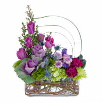 Magenta Magic Arrangement