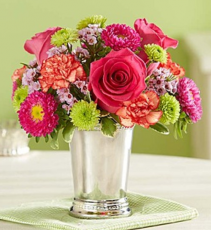 Magenta Magic Petite Bouquet Arrangement