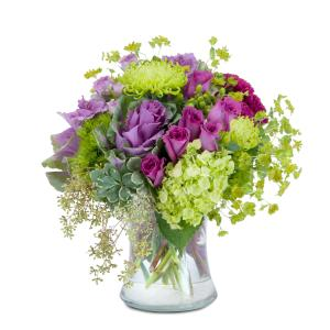 Magenta Mystery Arrangement in Fort Smith, AR | EXPRESSIONS FLOWERS, LLC