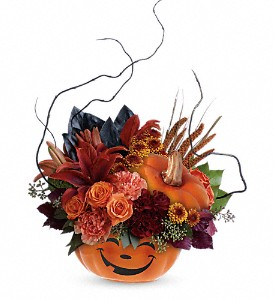 Magic Bouquet Halloween