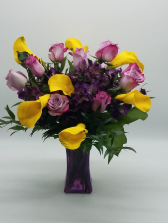 Magic Life Flower Arrangement