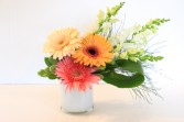 Magic Peach Floral Design in Denver, Colorado | FLOWERS ON THE VINE