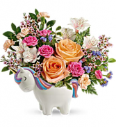 Magical garden Unicorn Bouquet DX Everyday