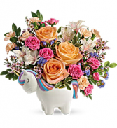 Magical Garden Unicorn New Baby / All Occasions