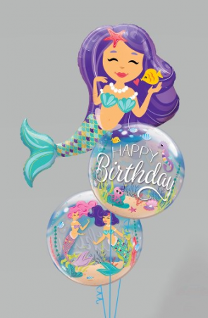 Magical Mermaid Birthday