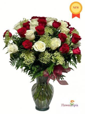 Magnificent Essence  Rose Arrangement